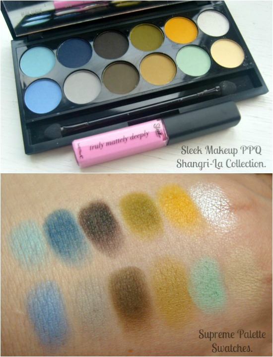 Sleek+%281%29 Guest Post: Sophies (Second!) Sleek/PPQ Palette Review