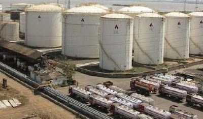 Aegis Liquid Logistics Terminal