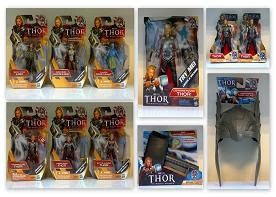 THOR 2011 MOVIE ITEMS