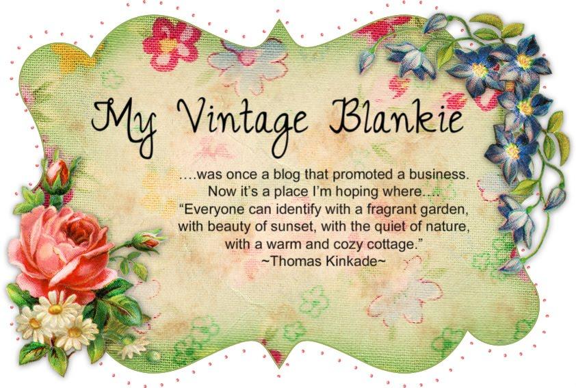 My Vintage Blankie