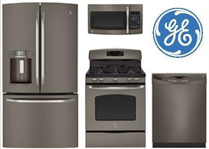 GE Slate Kitchens | BigCentric Appliances