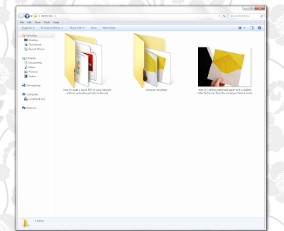 multiple image files one pdf