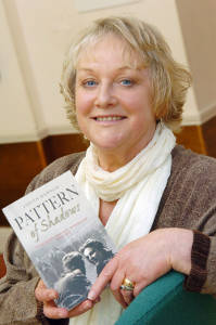 Judith Barrow, author of Pattern of Shadows