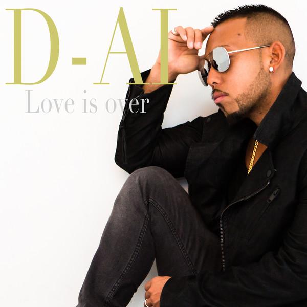 [Single] D-AI – Love is Over (2016.05.06/MP3/RAR)