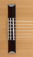 bridge classical guitar