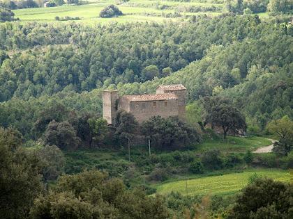 El Castell de Sant Climent de L'Espunyola