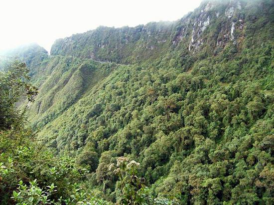 Mi pequeña Vuelta a Colombia.  14 etapas - 30 días - 1530km  Letras+44