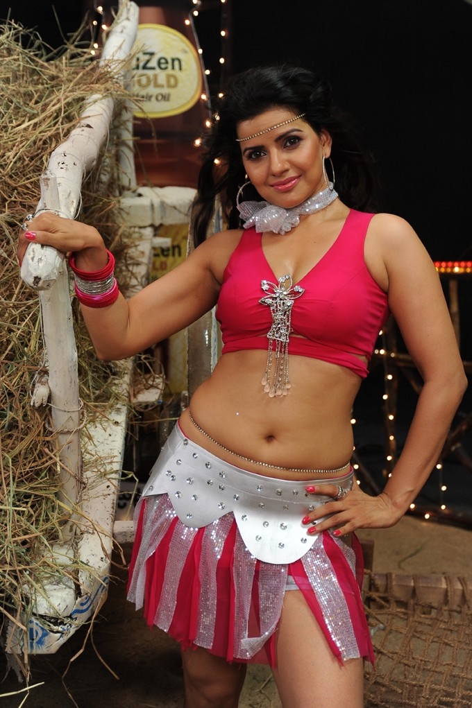 Madhu Sharma Spicy Stills from Kodipunju Telugu Movie