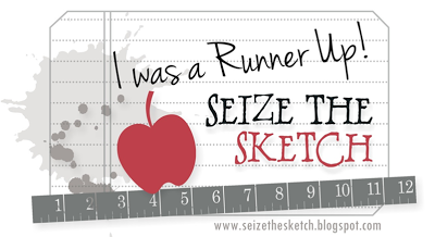 Seize the Sketch #15, #18 Runner Up!