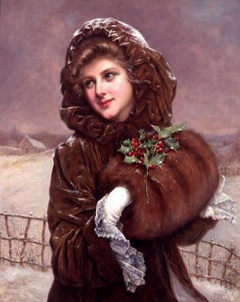 дамы фото русские
