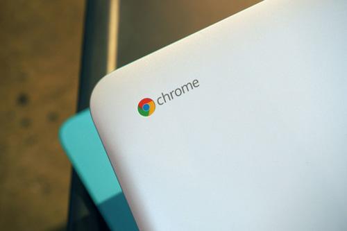 Chromebook 14 tampilan