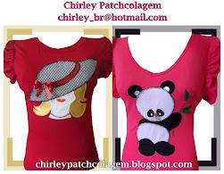 Customização de blusas