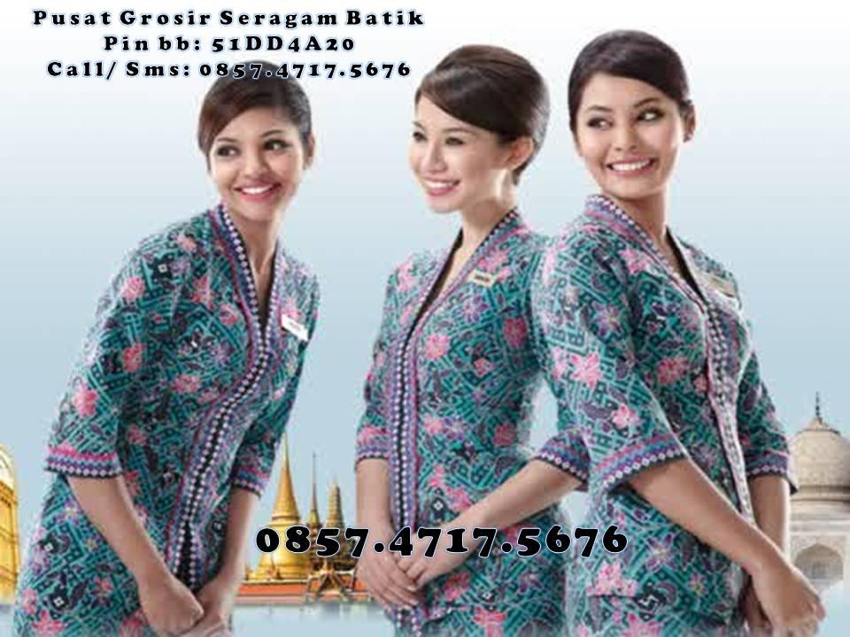 Pusat Grosir Seragam Batik