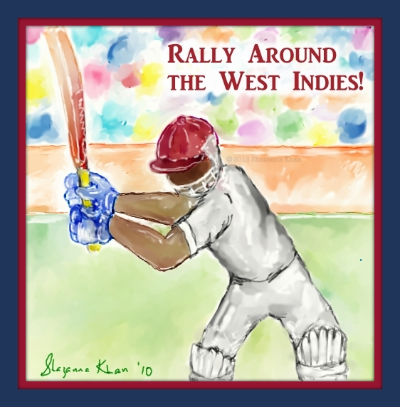 West Indies Cricketer; Rally around the west indies