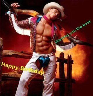 happy birthday sexy gay