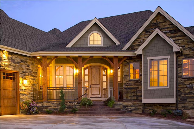 House Designs With Beautiful Lights