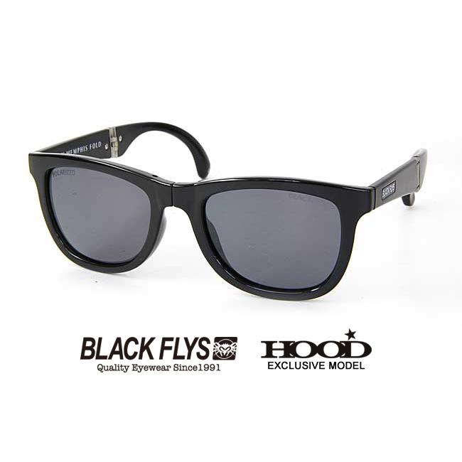 BLACKFLY HOOD EXCRUSIVE<br>FLY MEMPHIS FOLD