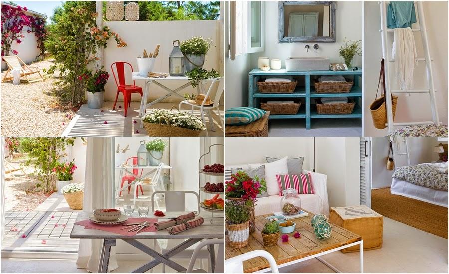 wystrój wnętrz, home decor, wnętrza, aranżacje, białe wnętrza, domek wakacyjny, styl skandynawski