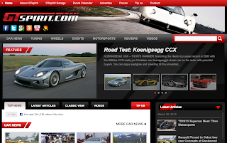 Hauptseite GTspirit.com