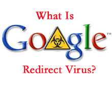 Google redirecting virus removal