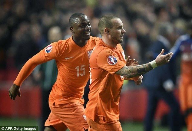 Highlights Netherlands 1 – 1 Turkey (EURO Qualifiers)