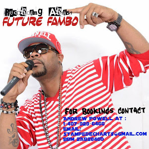 FUTURE FAMBO BOOKINGS