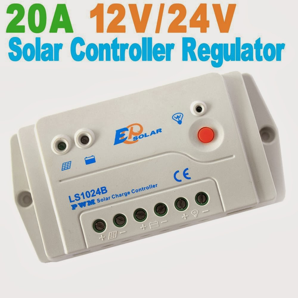landstar pwm solar charge controller ls1024 manual