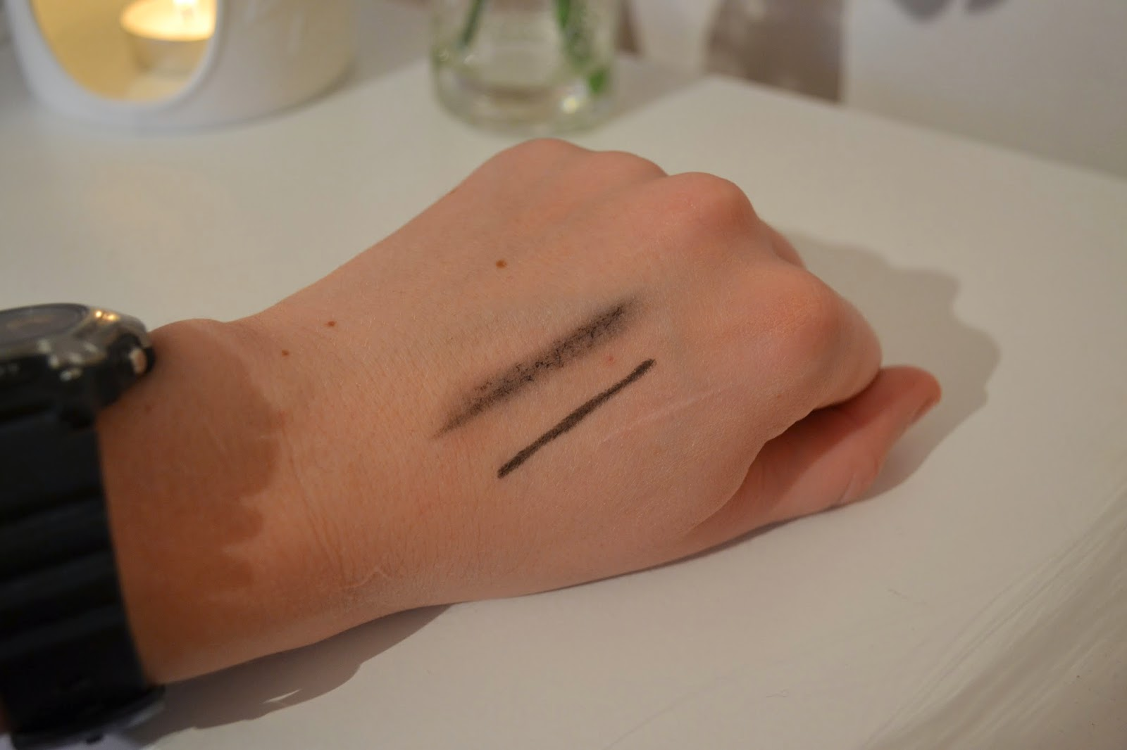 Lollipops Eyeliner Swatch