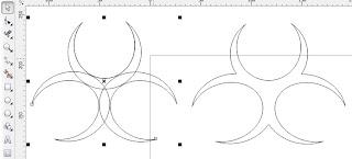 Tutorial CorelDRAW - Membuat Logo Dengan CorelDRAW