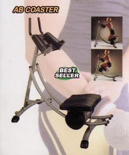 Ab coaster Alat olahraga