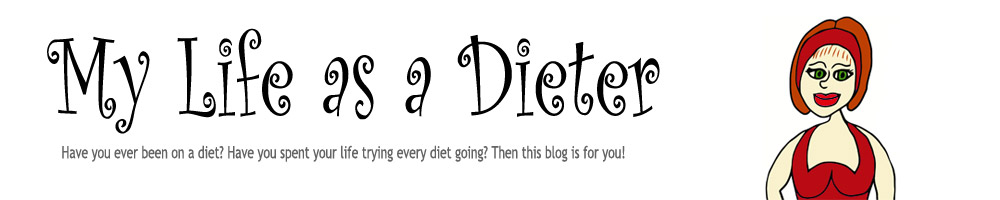 My Life as a Dieter