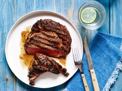 broil 1 inch boneless ny strip steak