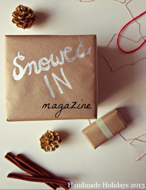 Snowed in Magazine