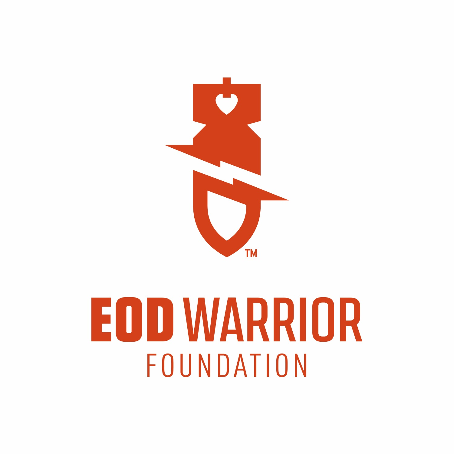 Proud Supporter of EOD Warrior Foundation