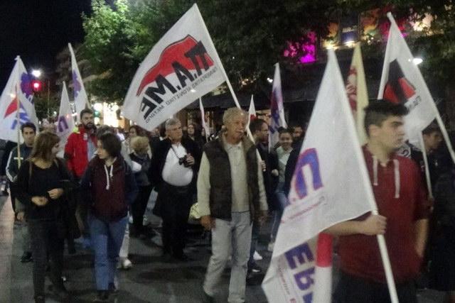 ΠΑΜΕ: Ο λαός έχει μόνο μια διέξοδο… Να ξεσηκωθεί!
