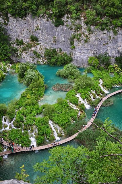 Plitvice Lakes National Park-Croatia
