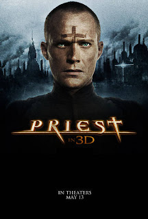 American Sci Fi Movie: Priest 2011 Posters, Wallpapers, Film Cast ,Plot Summary