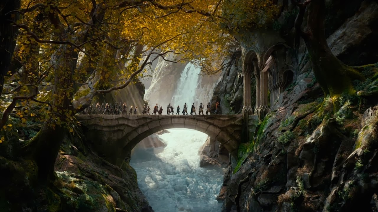 Dwarves and Elves in The Hobbit: The Desolation of Smaug