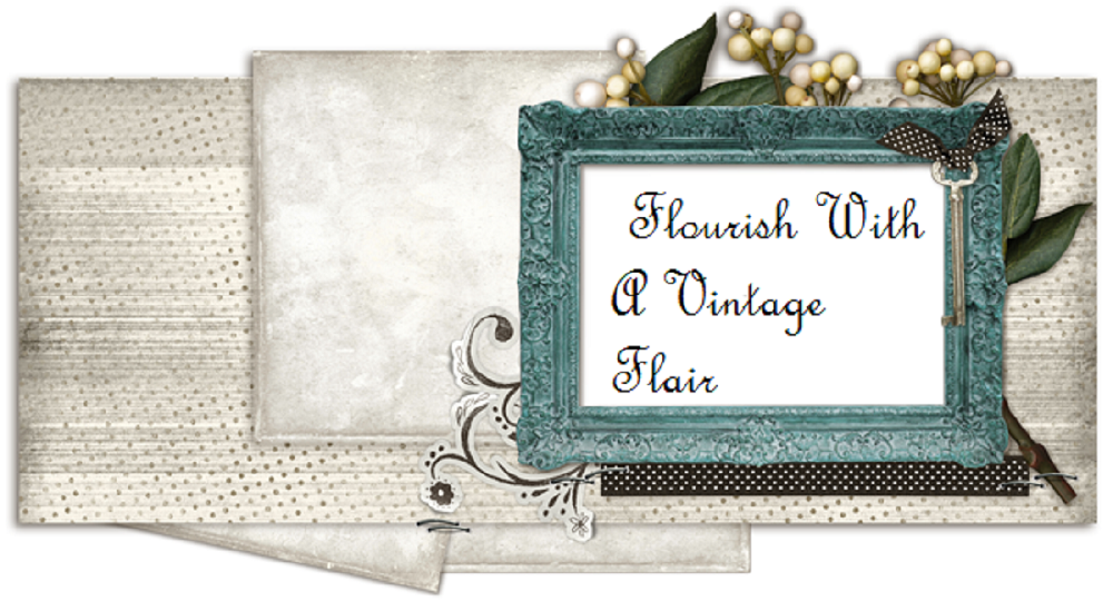 Flourish With A Vintage Flair
