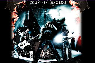 premios boletos entradas pases tickets gratis concierto Mötley Crüe en México Palacio de los deportes DF 2011 promocionn vh1 mtv