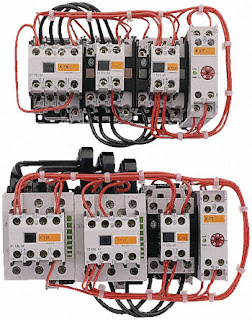 3 Phase Forward Reverse Motor Wiring Diagram moreover Star Delta Starter Control Circuit Diagram further Star Delta Starter Connection Diagram besides Franklin Well Pump Control Box Wiring Diagram in addition Iec Symbol Reference. on star delta contactor