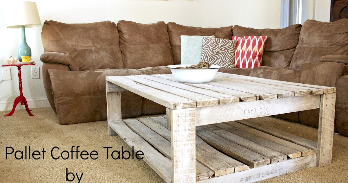 Nell wooden: Topic Diy coffee table modern