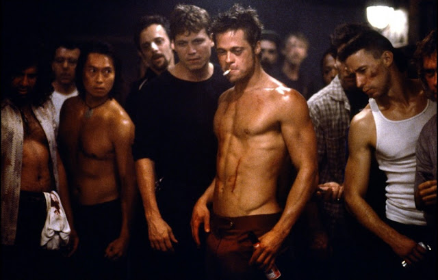 Toxic Masculinity in Fight Club