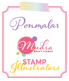 Stamp Illustrator @ Mudra