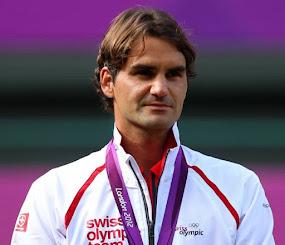 """""""Mi corazón me dice que dispute los Juegos Olímpicos de nuevo"""": Federer"""