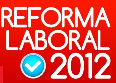 Aspectos relevantes de la reforma laboral