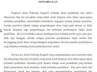 Rangkuman Materi PTK ( Penelitian Tindakan Kelas )