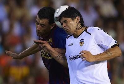 Valencia 2 - 2 Barcelona (2)