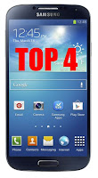 TOT 4 best features of the Samsung Galaxy S4