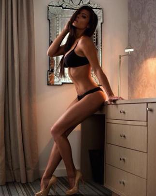 model sexy wife
